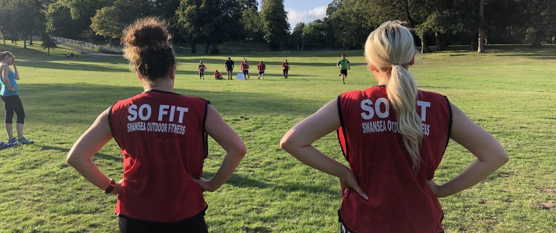 Swansea Outdoor Fitness Team