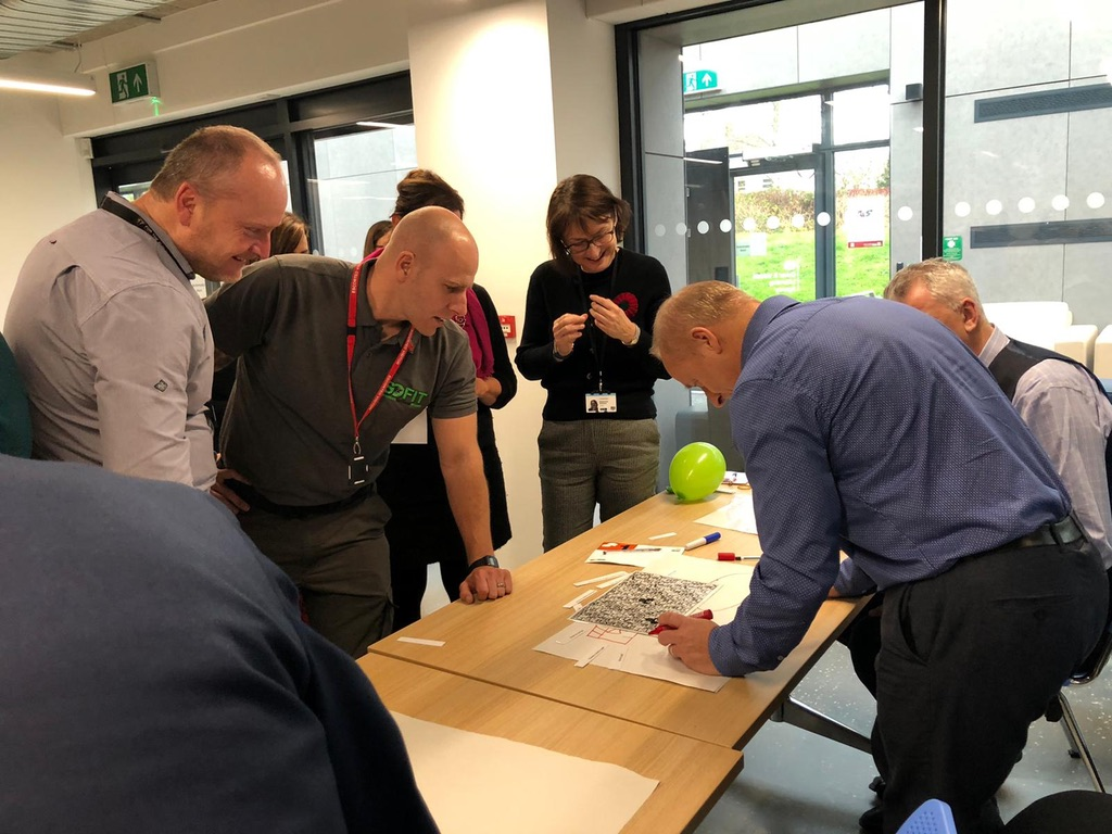 HEALTH AND WELLBEING DVLA WORKSHOP 3